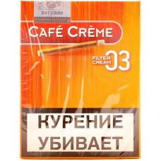 Сигариллы Cafe Creme CREAM 8*10*30 (FILTER 03)