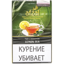 Табак Afzal 40 г Чай с лимоном (Афзал)