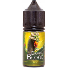 Жидкость Dragon Blood Salt 30 мл Лимон Алоэ 44 мг/мл