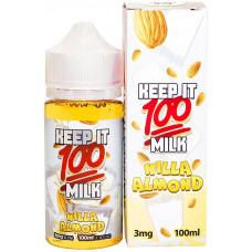 Жидкость Keep it 100 мл Nilla Almond 3 мг/мл