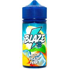 Жидкость Blaze One Ice 100 мл Melon Peach Pear 3 мг/мл