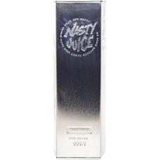Жидкость Nasty Juice Tobacco 60 мл (SILVER) Ванильный табак 3 мг/мл