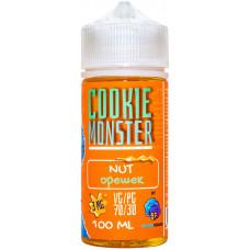 Жидкость Cookie Monster 100 мл Nut 3 мг/мл Орешек
