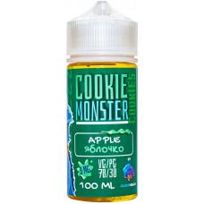 Жидкость Cookie Monster 100 мл Apple 3 мг/мл Яблочко