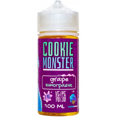 Жидкость Cookie Monster 100 мл Grape 3 мг/мл Виноградик