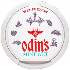 Жевательный ODINS 15 гр Ментол 18 мг MINT WET