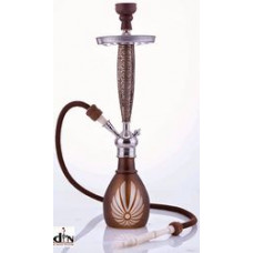 Кальян Aladin Бейрут коричневый h=81 см W573
