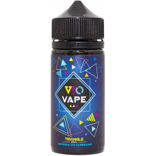 Жидкость Vio Vape 100 мл Triangle Черника со Сливками
