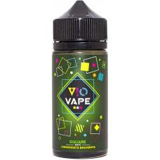 Жидкость Vio Vape 100 мл Square Лимонный Бисквит