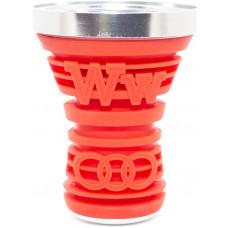 Чашка Алюминиевая под Калауд Красная