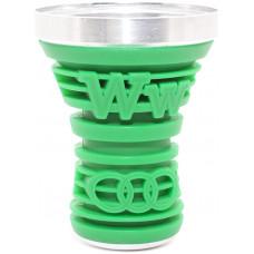 Чаша Алюминиевая под Калауд Зеленая