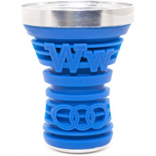 Чаша Алюминиевая под Калауд Синяя
