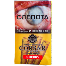 Сигариллы CORSAR 5шт 105мм Cherry Вишня (CORSAR Of The Queen Королевский Корсар)