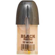 Картридж BLACK Menthol 50 мг/мл 1шт (Совместим с My Blu)