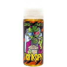 Жидкость Zombie Party 120 мл Попкорн 0 мг/мл