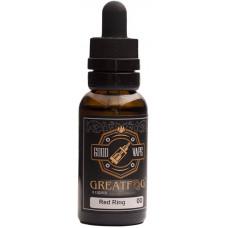 Жидкость Good Vape GreatFog 30 мл Red Ring 0 мг/мл
