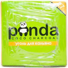 Уголь для кальяна Panda 27 куб. ЗЕЛЕНЫЙ