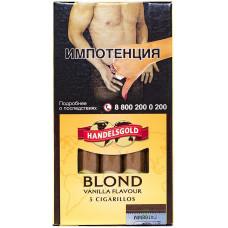 Сигариллы Handelsgold Vanilla 5*10*20