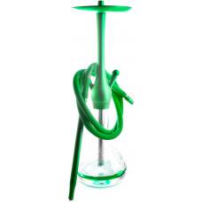 Кальян Neo Lux V2L Зелёный h=50 см (Shisha)