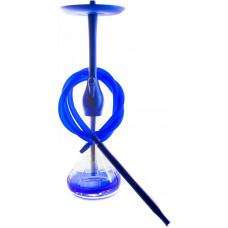 Кальян Neo Lux V2L Синий h=50 см (Shisha)