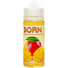 Жидкость BORN 120 мл Манго и маракуйя 0 мг/мл