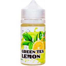 Жидкость Must Have 80 мл Green Tea Lemon 0 мг/мл