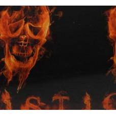 Наклейка на корпус iStick Огонь
