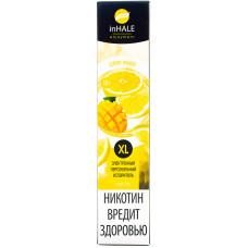 Вейп INHALE XL 800 тяг Lemon Mango 2% Salt Одноразовый 550 mAh