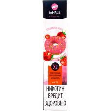 Вейп INHALE XL 800 тяг Strawberry Donut 2% Salt Одноразовый 550 mAh