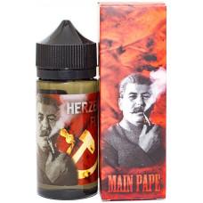 Жидкость Main Pape 100 мл Herzegovina Flor 0 мг/мл