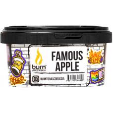 Табак Burn 200 гр Famous Apple