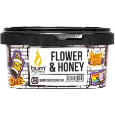 Табак Burn 200 гр Honey Flower