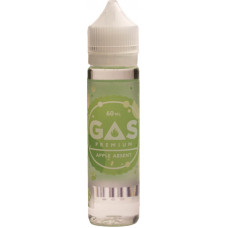 Жидкость GAS 60 мл Apple Absent 3 мг/мл VG/PG 70/30