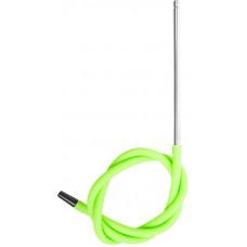 Шланг MYA SILICONE Металл  трубка Зелёный L=120 см H667 SF