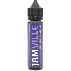 Жидкость JAM VILLE 60 мл Blackberry sandwich 0 мг/мл (Ежевичный сэндвич)