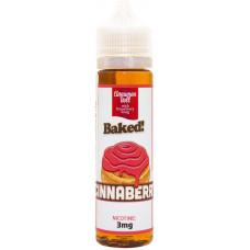 Жидкость Baked ! By Frisco 30 мл Cinnaberry 0 мг/мл