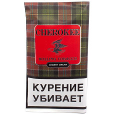 Табак CHEROKEE сигаретный Cherry Dream (Черри дрим) 25 г (кисет)
