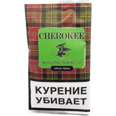 Табак CHEROKEE сигаретный Apple Fresh (Эппл фреш) 25 г (кисет)
