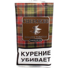 Табак CHEROKEE сигаретный Chocolate Kiss (Чоколэт кисс) 25 г (кисет)
