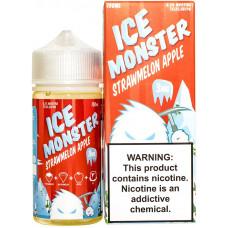 Жидкость Ice Monster 100 мл Strawmelon Apple 3 мг/мл