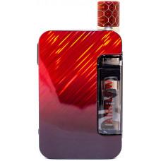 Joyetech Exceed Grip Pro Kit Red Star Trail 40W 1000 mAh 2.6 мл Красный