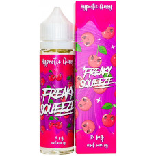 Жидкость FREAKY SQUEEZE 60 мл Hypnotic Cherry Гипнотическая вишня 3 мг/мл