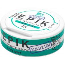 Жевательный EPIK 22 гр Ментол 24 мг COOL MINT MEDIUM (крышка для вторяков)