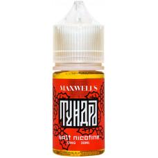Жидкость Maxwells SALT 30 мл TUNDRA 12 мг/мл Рябина, можжевельник, мята