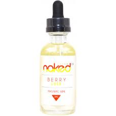 Жидкость Naked 60 мл Cream Berry Lush 3 мг/мл VG/PG 70/30