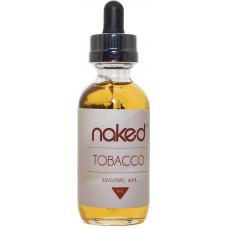 Жидкость Naked 60 мл Tobacco American Patriots 6 мг/мл VG/PG 65/35