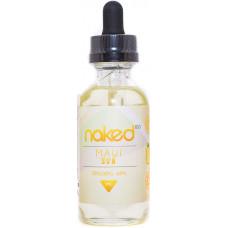 Жидкость Naked 60 мл Maui Sun 3 мг/мл VG/PG 70/30