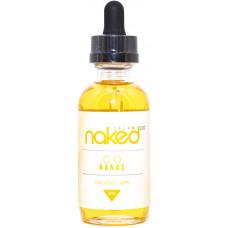 Жидкость Naked 60 мл Cream Go Nanas 3 мг/мл VG/PG 70/30