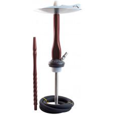 Кальян Pandora Falcon Шахта Красный h= 47.6 см Vertical blowed (без колбы и чаши)