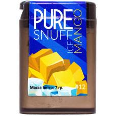 Нюхательный PURE SNUFF Ice Mango 7 гр (без Табака)